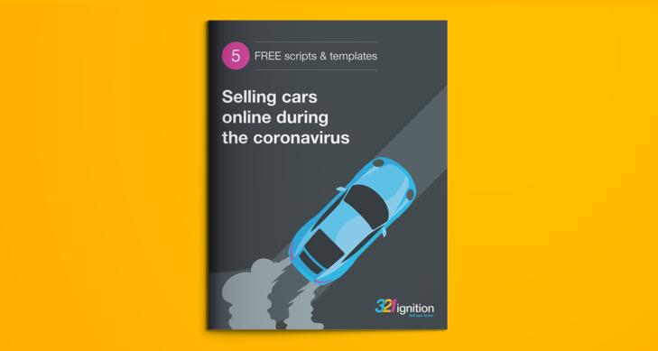 sell cars online coronavirus